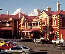 Toowoomba's Historic railway station